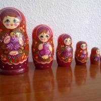 Păpuşa rusească vine din China