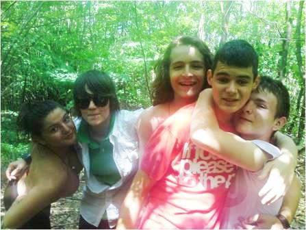 Un picnic la Betfia, clasa a IX-a