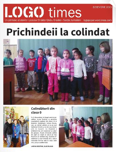 LOGO times decembrie 2013