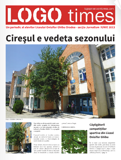 LOGO times iunie 2013