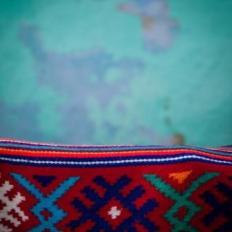 SEMNE #02 zadie, zona Aleşd, Bihor, colecţia etnografică Al. Sanislav © Harris Wallmen