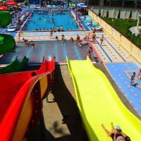 ROXANA IVAN: Aqua Park President, oază de relaxare
