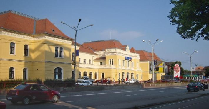 Gara Oradea Sursă imagine: wikiwand.com