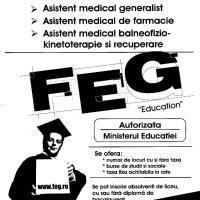 Înscrie-te la şcoala postliceală medicală din incinta Liceului Ghibu!