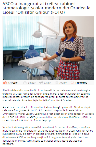 asco-a-inaugurat-al-treilea-cabinet-stomatologic-scolar-modern-din-oradea-la-liceul-onisifor-ghibu-foto