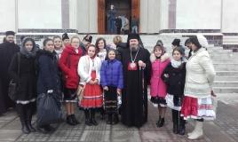 La Catedrala Ortodoxă
