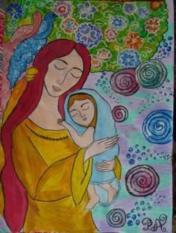 Andreea Popovici – Chipul mamei