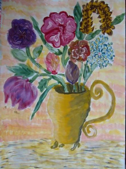Andreea Popovici – Flori de primăvară