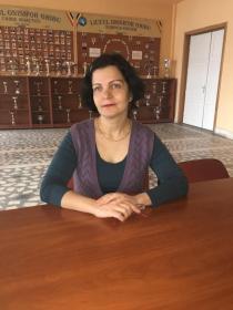 Prof. MIRELA ARDELEAN. Foto: Andrada Niţu