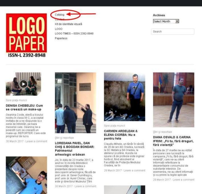 LOGO paper   un blog al elevilor de la Liceul Onisifor Ghibu Oradea – secţia Jurnalism.jpg