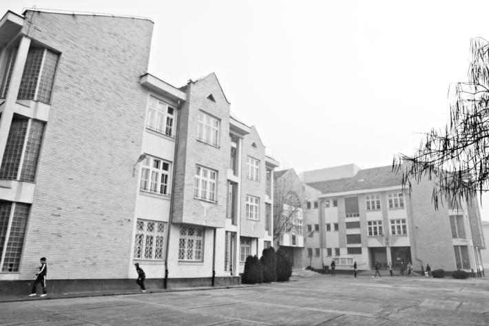 Liceul Onisifor Ghibu Oradea