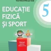 Descarcă manualul de educație fizică şi sport!