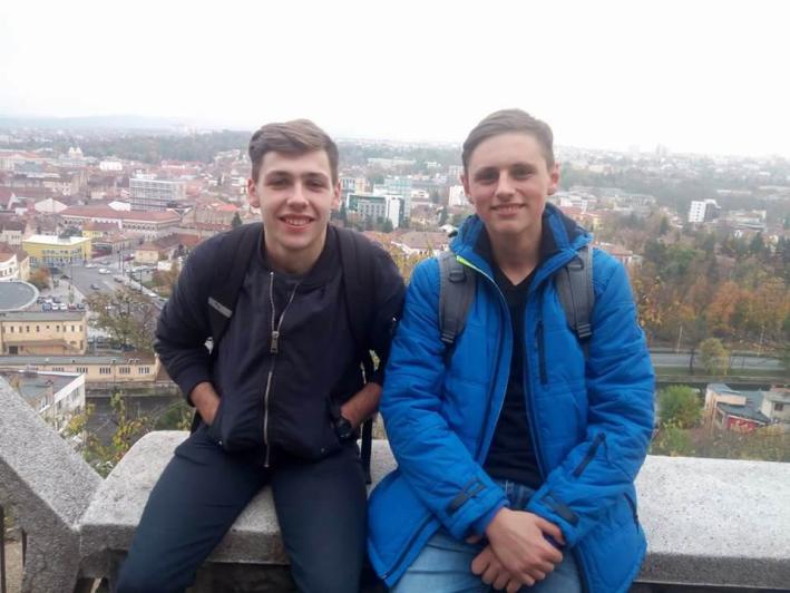 Razvan Graczias si Bogdan Zsurzs