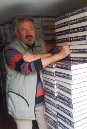 Csiki Zoltan, director Editura Casa