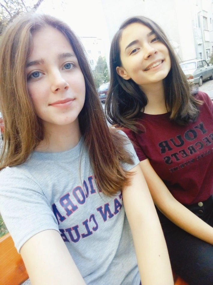 Dalia Tigan si Adelina Covaci