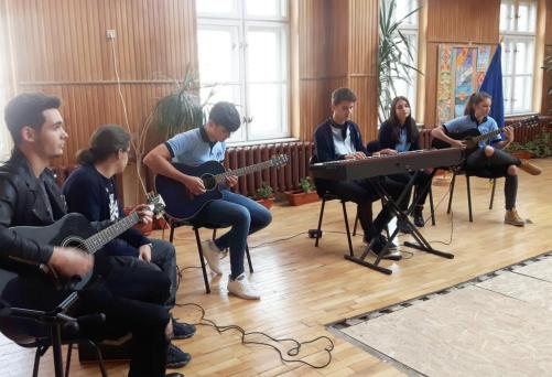 LOGO Band. Foto: Ruben Carţon