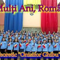 La mulţi ani, România!