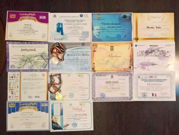 Colecţia de diplome ale lui Şerban