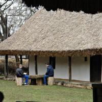 Parcul Etnografic Onisifor Ghibu