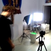 MARIA PAŞCALĂU: Digi 24 Oradea în studioul LOGO Paper!
