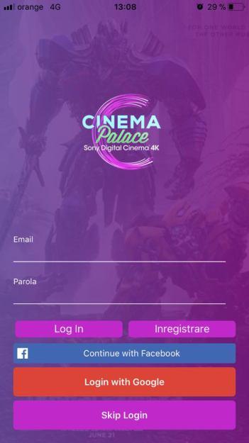 Răzvan Laslău - Cinema 2