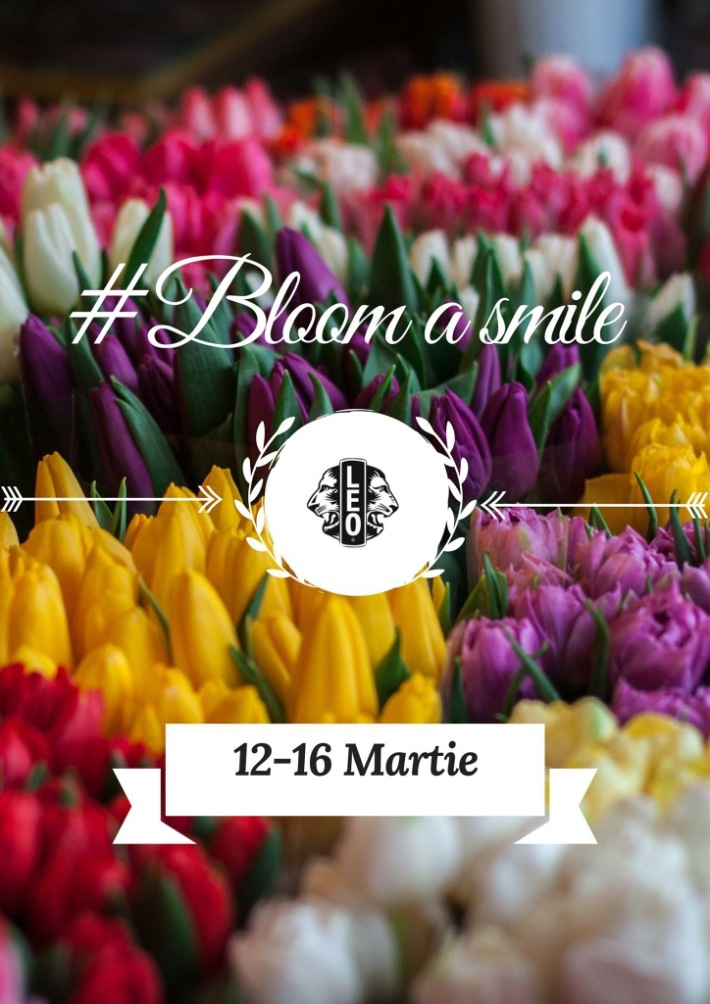 bloom a smile