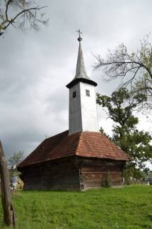 Biserica de lemn din Ceisoara Foto: Daniel Benea