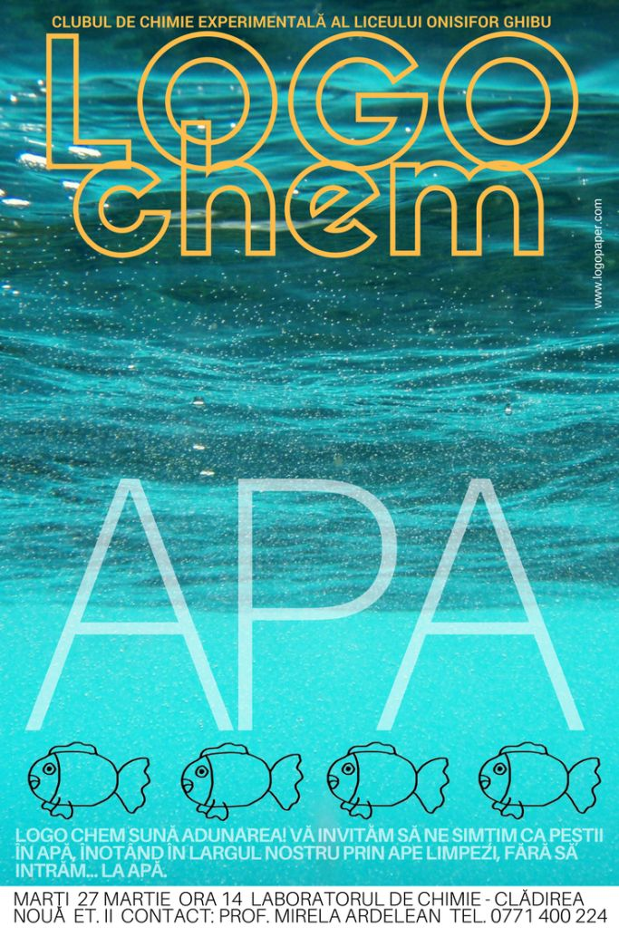 poster Apa - LOGO Chem