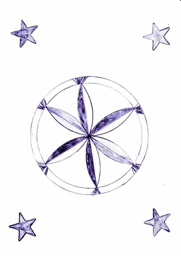 Desen stea