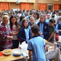 "CRIŞANA: Liceul ""Onisifor Ghibu"" susține cauza Caritas Eparhial"