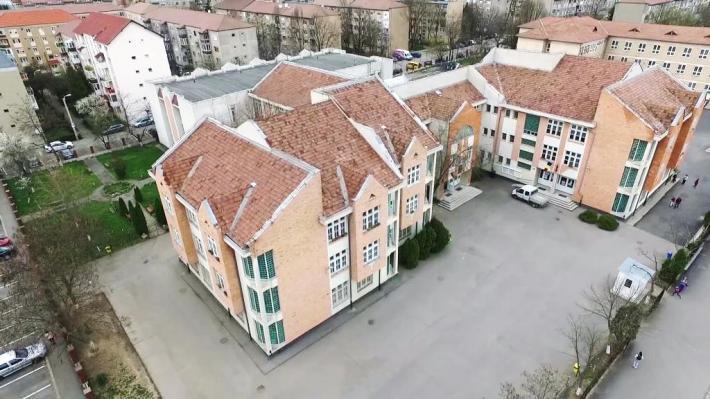 liceul ghibu aerial