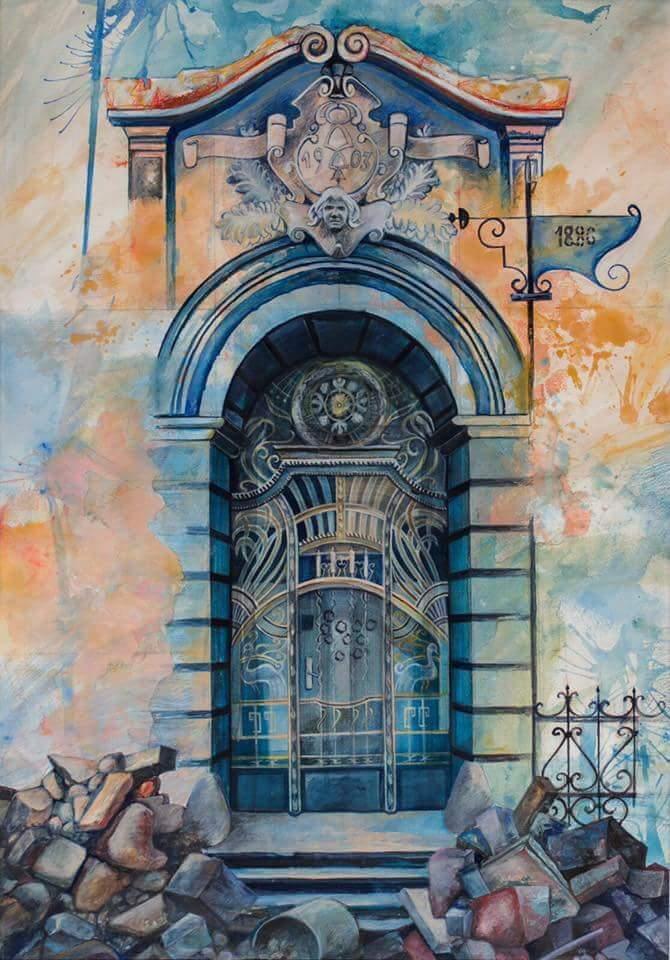 poarta din Arad