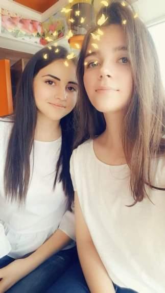 ANDREEA MOZA Şi DALIA ŢIGAN