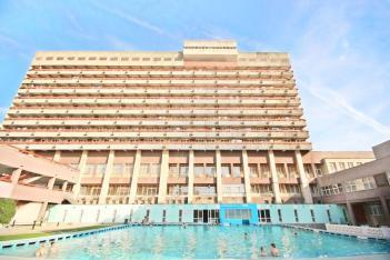 Hotel Mureş, Băile Felix
