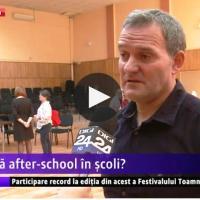 DIGI24 ORADEA: Fără after-school în şcoli?