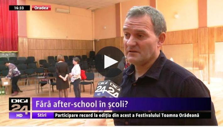 Fără after school în şcoli Dascălii nu mai au voie să şi mediteze propriii elevi