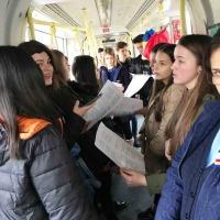 BIHOREANUL: Cu tramvaiul Centenarului