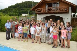 Întâlnirea anuală a Familiei Ghibu de la Sălişte, din anul 2016