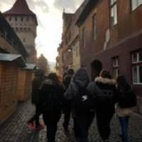 CHIŞ & PUŞCAŞ: Excursie de vis în Sibiu