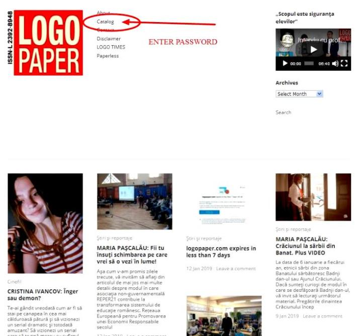 crop logo paper un blog al elevilor de la liceul onisifor ghibu oradea – secţia jurnalism