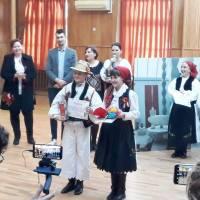 ALEX DAVID: Iubeşte româneşte de Dragobete!