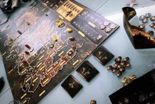 Game of Thrones, board game.Sursă foto: arhiva personală Darius Man