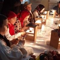 AVRAM & BĂLAN: Drăgoteni la Târgul de Paști din Cetate