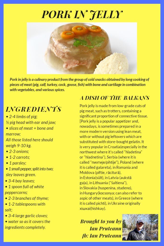 recipe ioan pruteanu