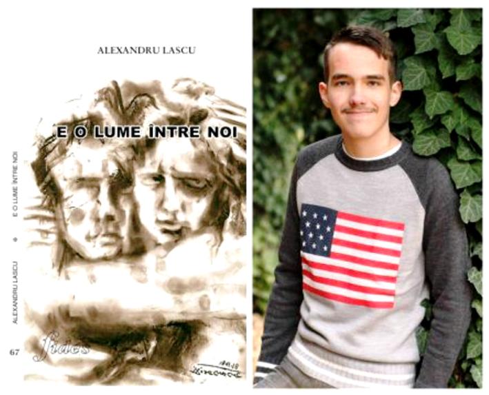 """Debut literar la 16 ani. Poezie scursă din """"lacrima unui vis neînplinit"""" BIHON"""