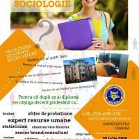 Student la Sociologie