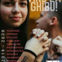 Oferta educaţională a Liceului Teoretic Onisifor Ghibu, an şcolar 2019-2020