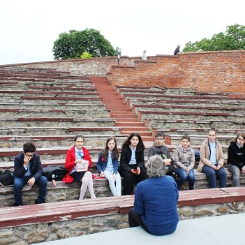 Sursă foto: arhiva Fundației Comunitare Oradea