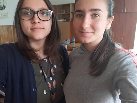 Elena si Lavinia