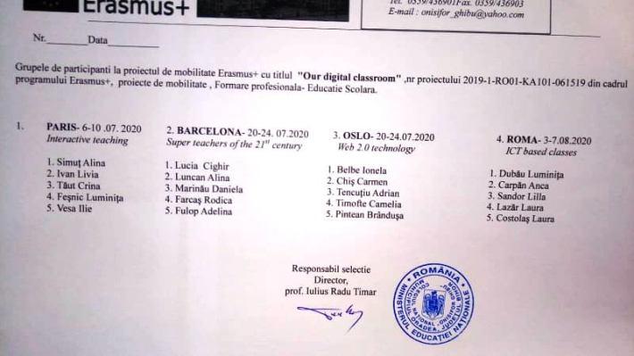 Erasmus 1